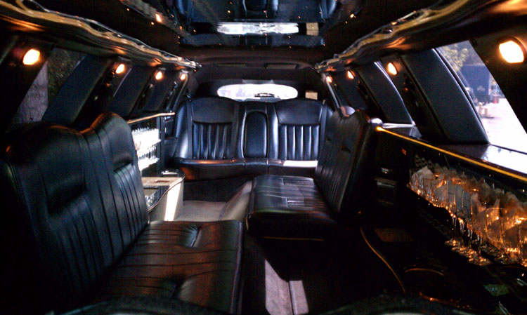 6 Passenger Suv >> 12 Passenger Limo Stretched Limousine (Krystal) - Cordial Limousine and Car Service ...
